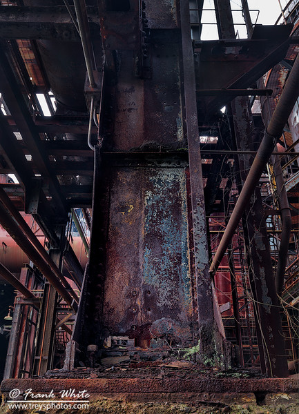 Carrie Furnaces #4