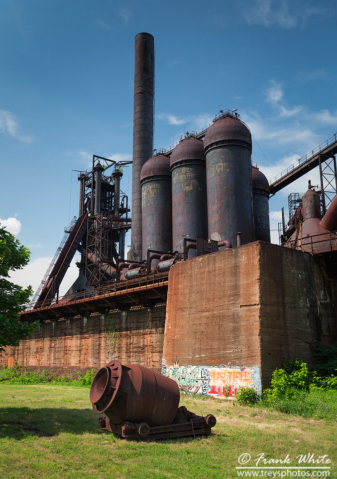 Carrie Furnaces #35