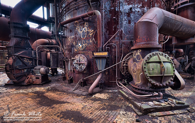 Carrie Furnaces #15