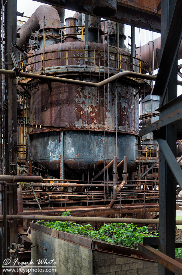 Carrie Furnaces #22
