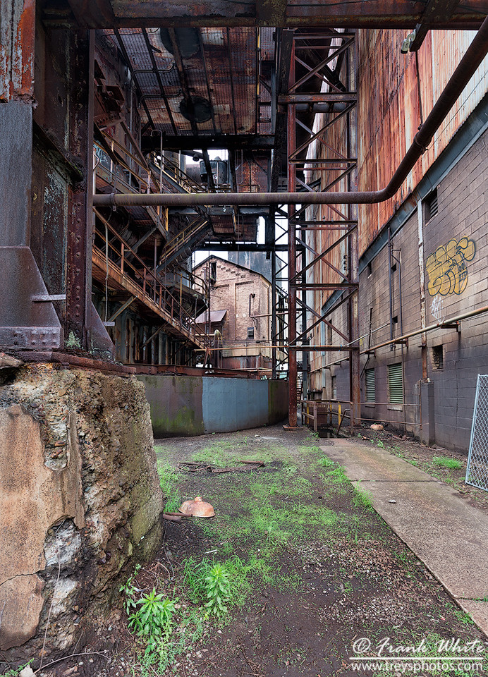 Carrie Furnaces #7