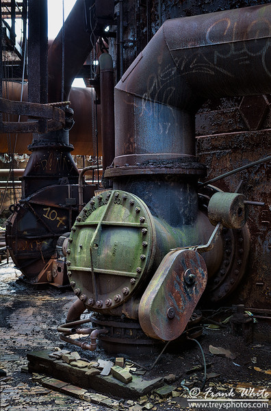 Carrie Furnaces #31