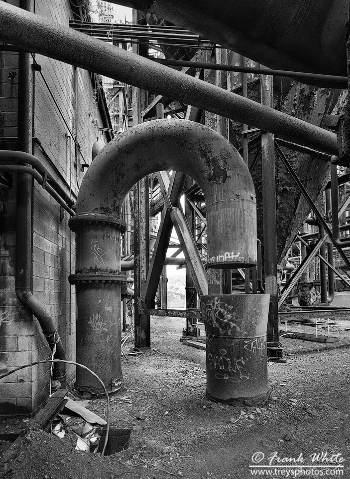 Carrie Furnaces #9