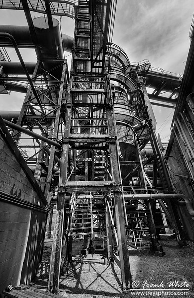 Carrie Furnaces #19
