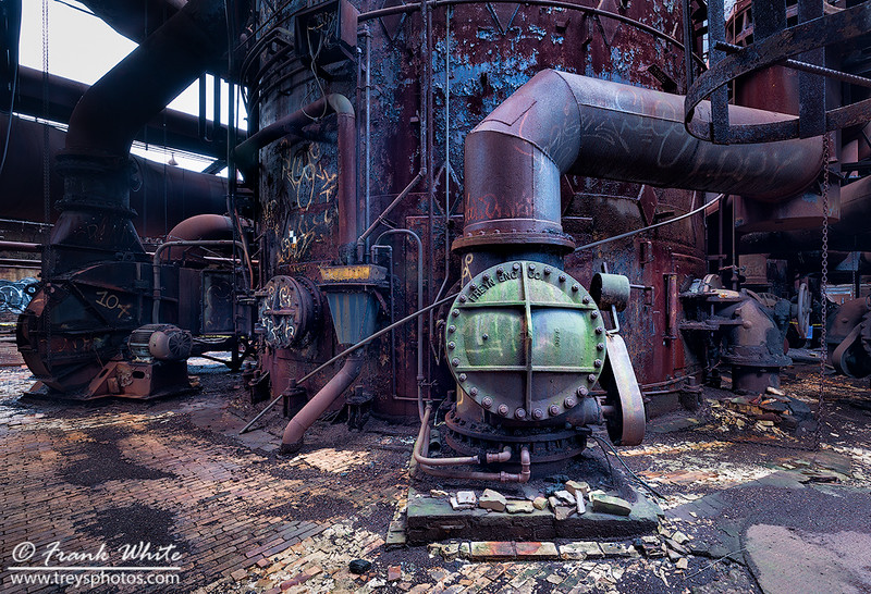 Carrie Furnaces #12