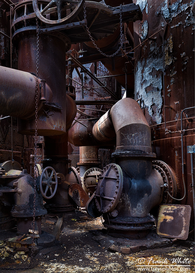 Carrie Furnaces #32
