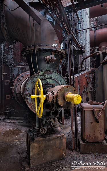 Carrie Furnaces #18