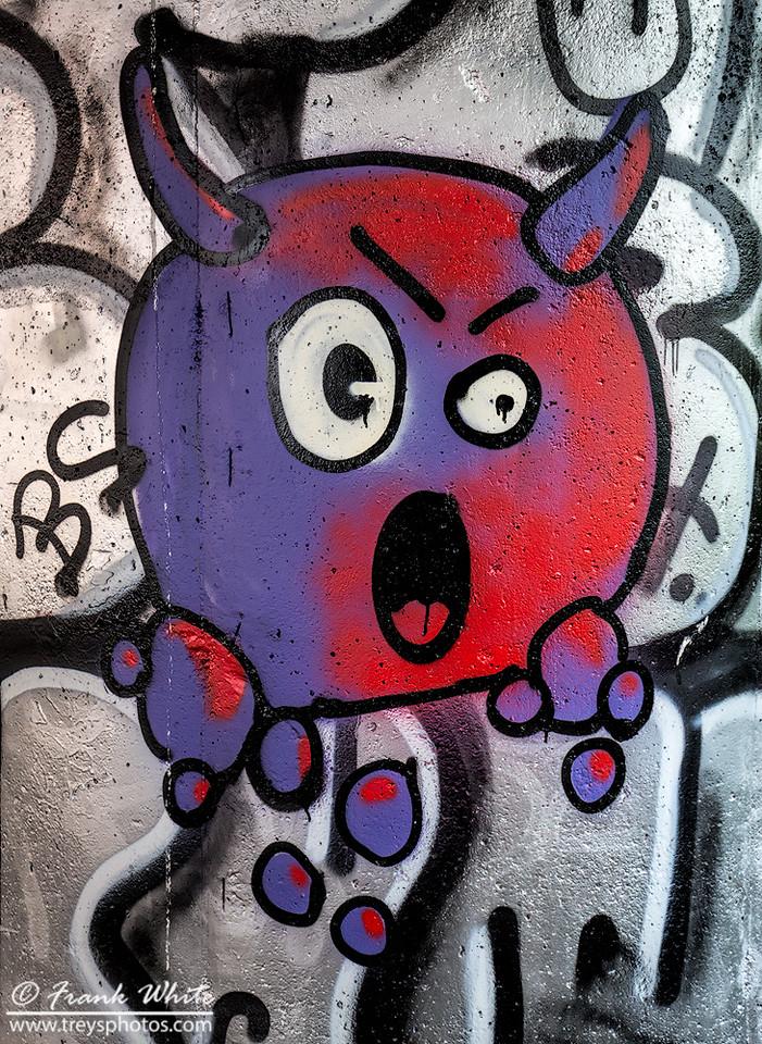 DC graffiti