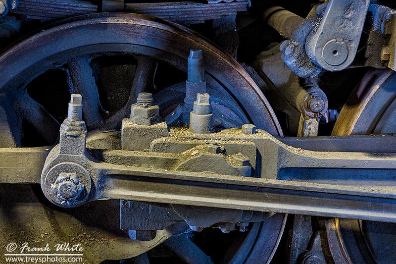 Locomotive detail #4