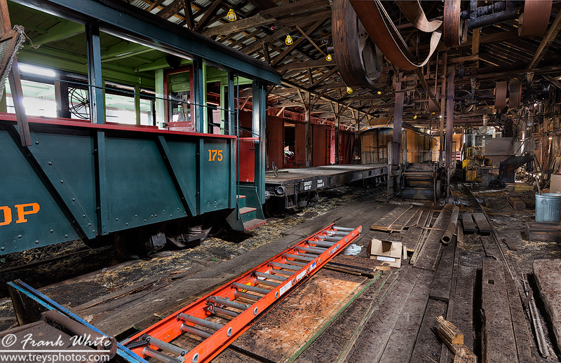 Taken during 2 visits to East Broadtop Railroad with the DC Urban Exploration meetup group.