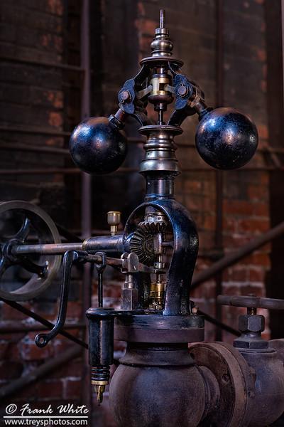 Boiler governor