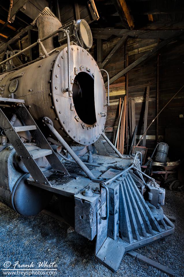 Locomotive detail #3
