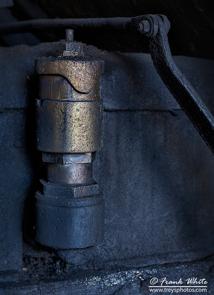 Locomotive detail #8