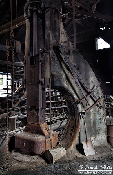 Giant press