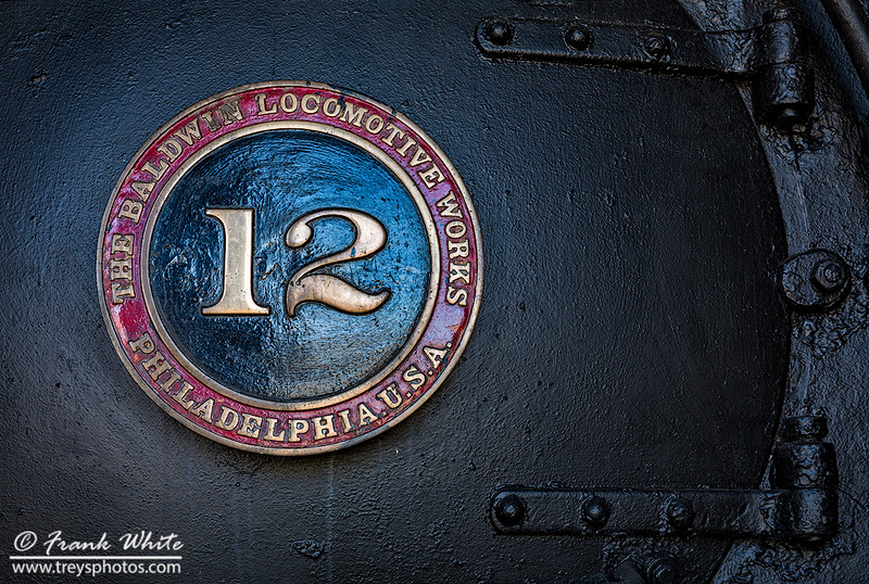 Engine #12 badge