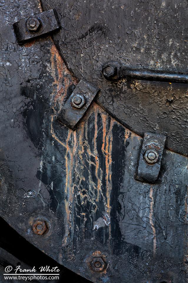 Locomotive detail #9