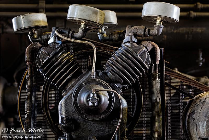 Compressor detail