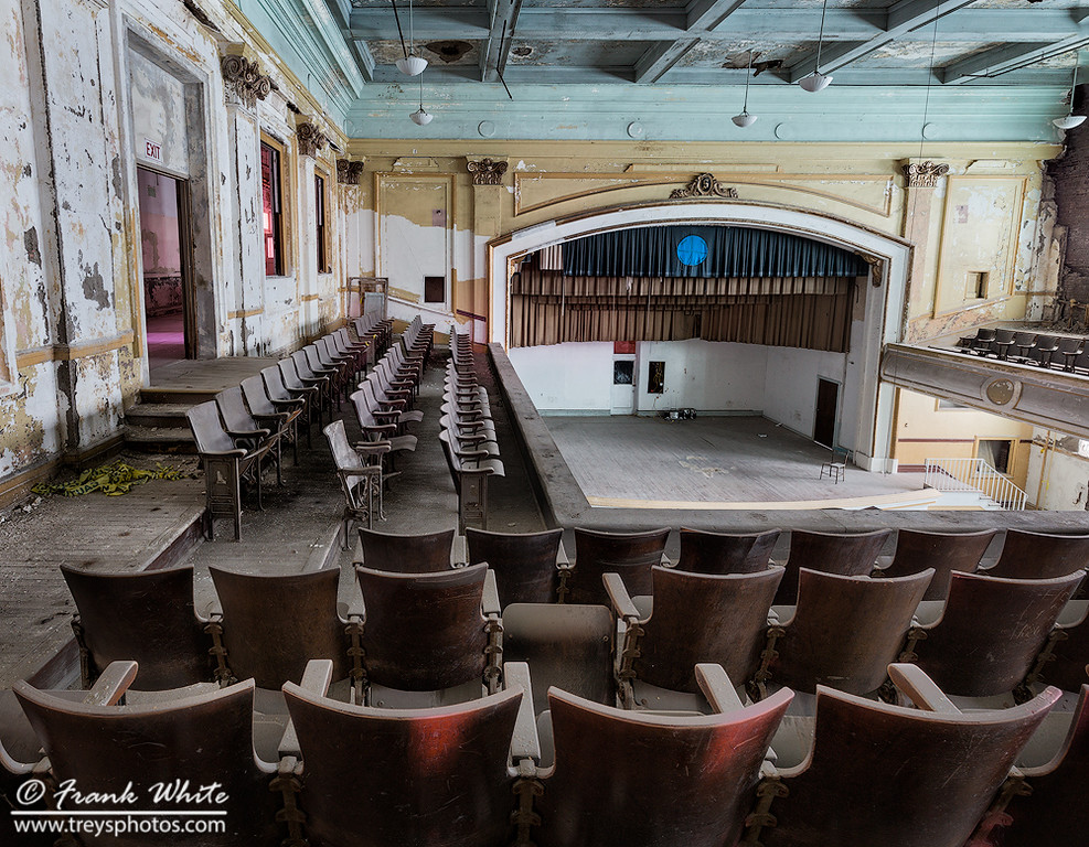 Main auditorium #1