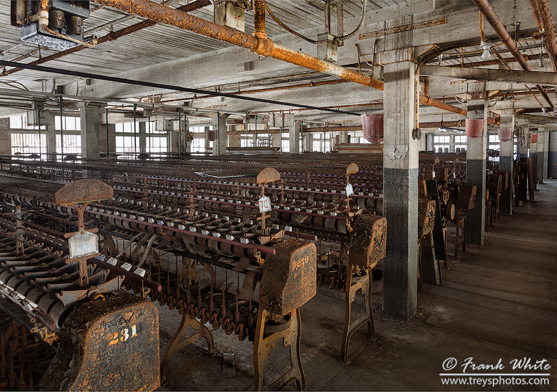 Lonaconning silk mill #11