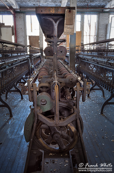 Lonaconning silk mill #2
