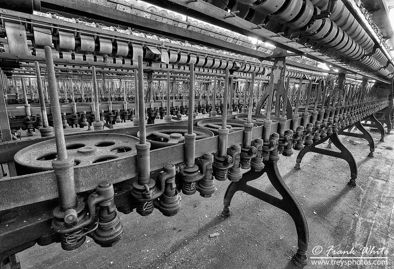 Lonaconning silk mill #8