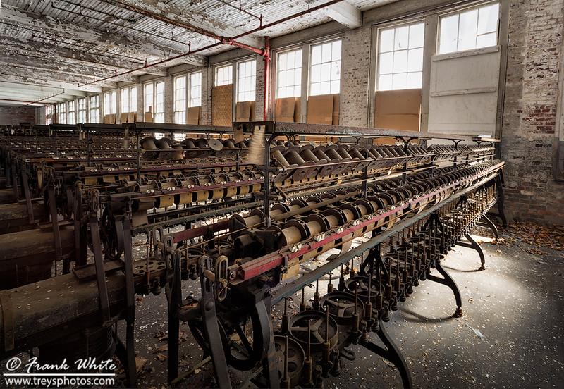 Lonaconning silk mill #3