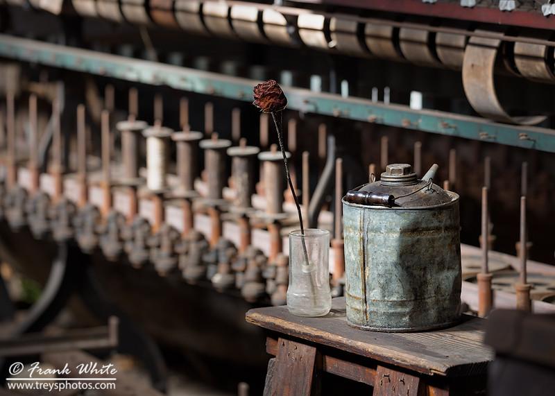 Lonaconning silk mill #12