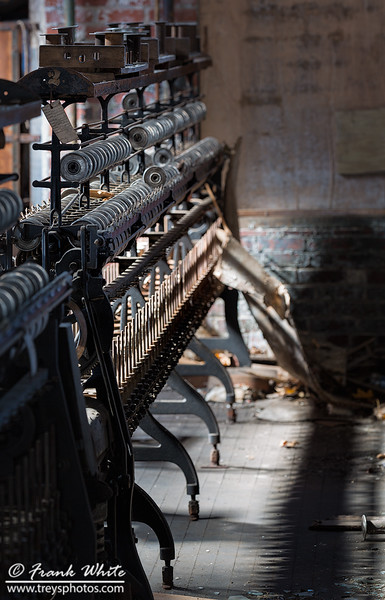 Lonaconning silk mill #13