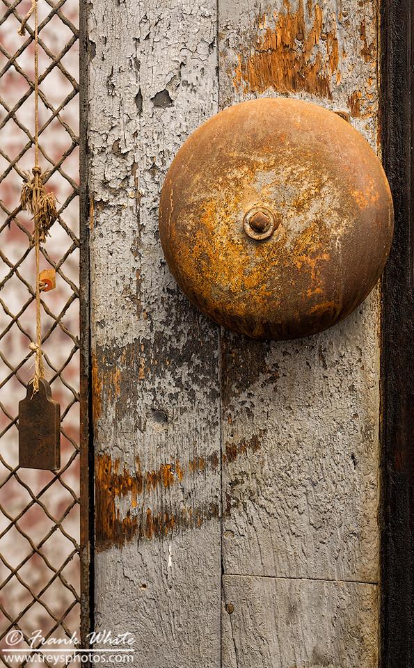 Rusty bell