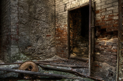 """""""Rust and Brick"""" March 30th, 2011"""