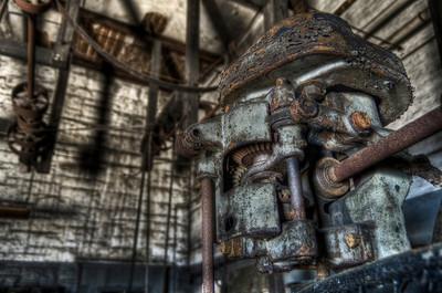 """""""In The Machine Shop"""""""