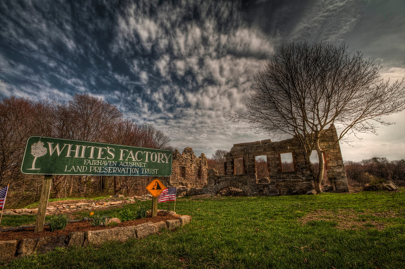 White's Factory<br /> Acushnet, MA<br /> April 6th, 2010