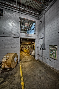 Inside the Herald News Building