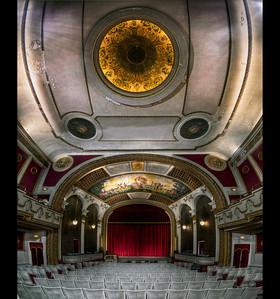 """""""Vertorama of the Columbus Theatre"""" April 29th, 2011"""