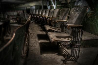 """""""Empty Seats"""" November 20th, 2011"""