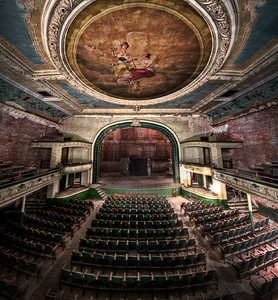 The New Bedford Orpheum Theatre