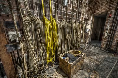 Ropes and Counterweights