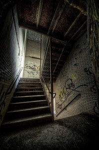 """""""The Stairs Will Kill ya..."""" August 5th, 2012"""