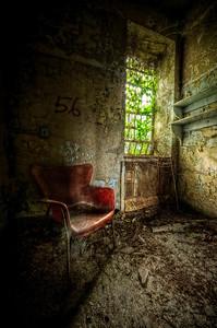 """""""Chair 56"""" August 5th, 2012"""