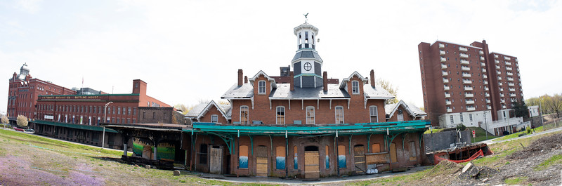 Buildings Wilkes-Barre, Ashley