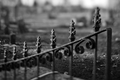Zion Lutheran Church, Cemetery Detail, Spring City, PA