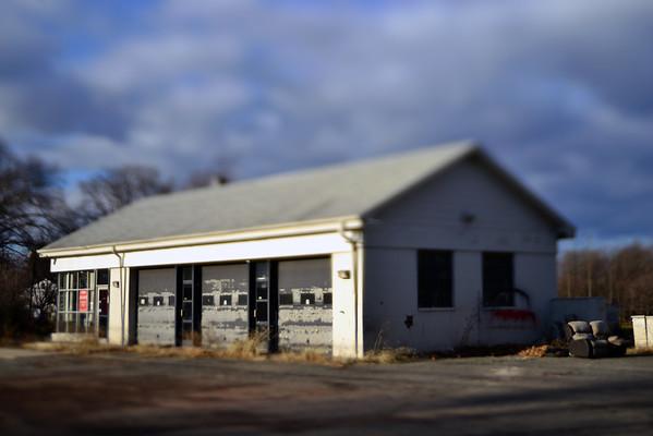 Abandoned Garage, Phoenixville, PA