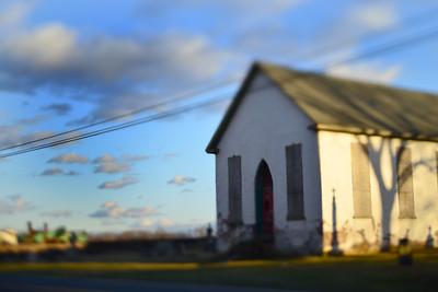 Abandoned Church, Douglasville, PA