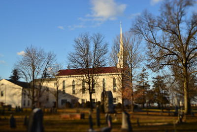 Zion Lutheran Church, Spring City, PA (Founded 1743)
