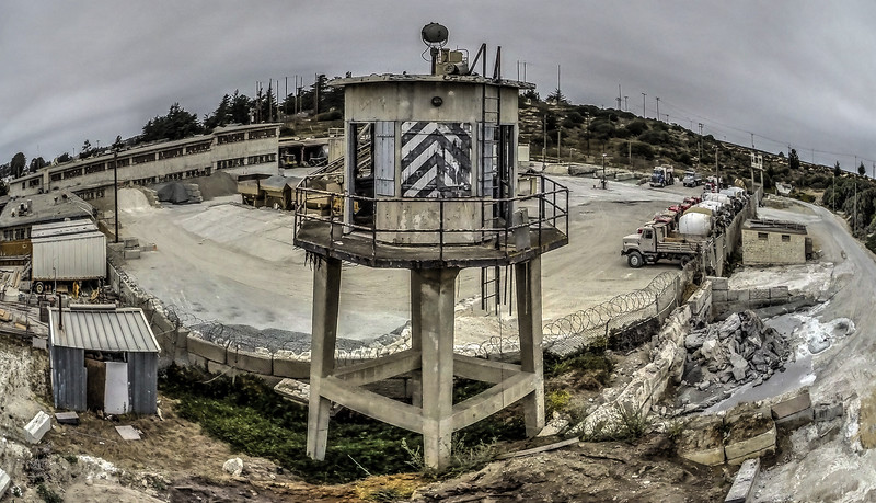 038 Fort Ord Stockade Tower 1