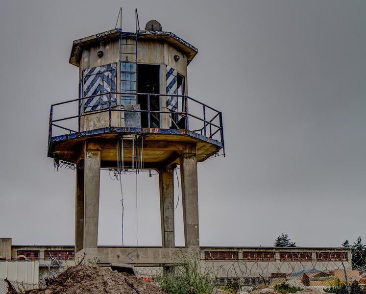 033 Fort Ord Stockade Tower 1