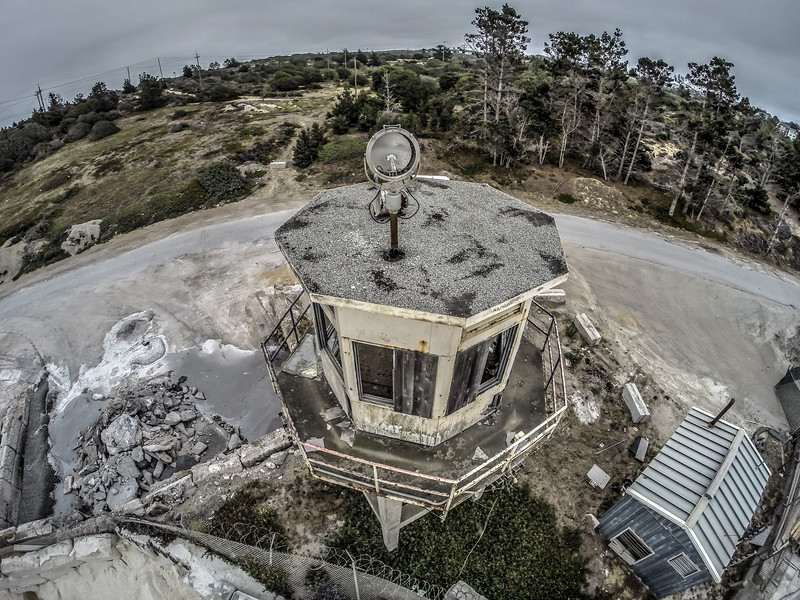 035 Fort Ord Stockade Tower 1