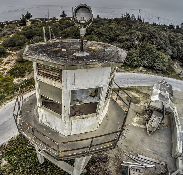 029 Fort Ord Stockade Tower 2
