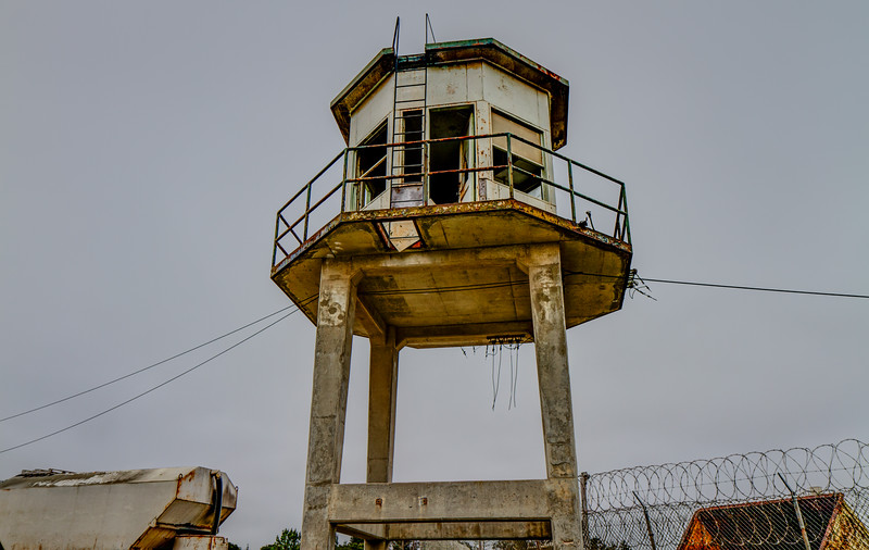 023 Fort Ord Stockade Tower 2