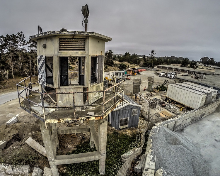 036 Fort Ord Stockade Tower 1